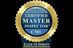 Master inspector certificate